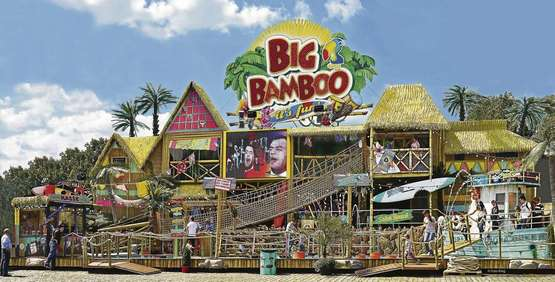 Big Bamboo: Limbo am Südsee-Strand