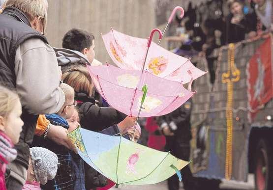 Freimarktsumzug mit 144 Gruppen schlängelt sich am Samstag durch Bremen