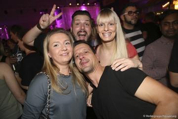 Der dritte Party-Samstag in Halle 7