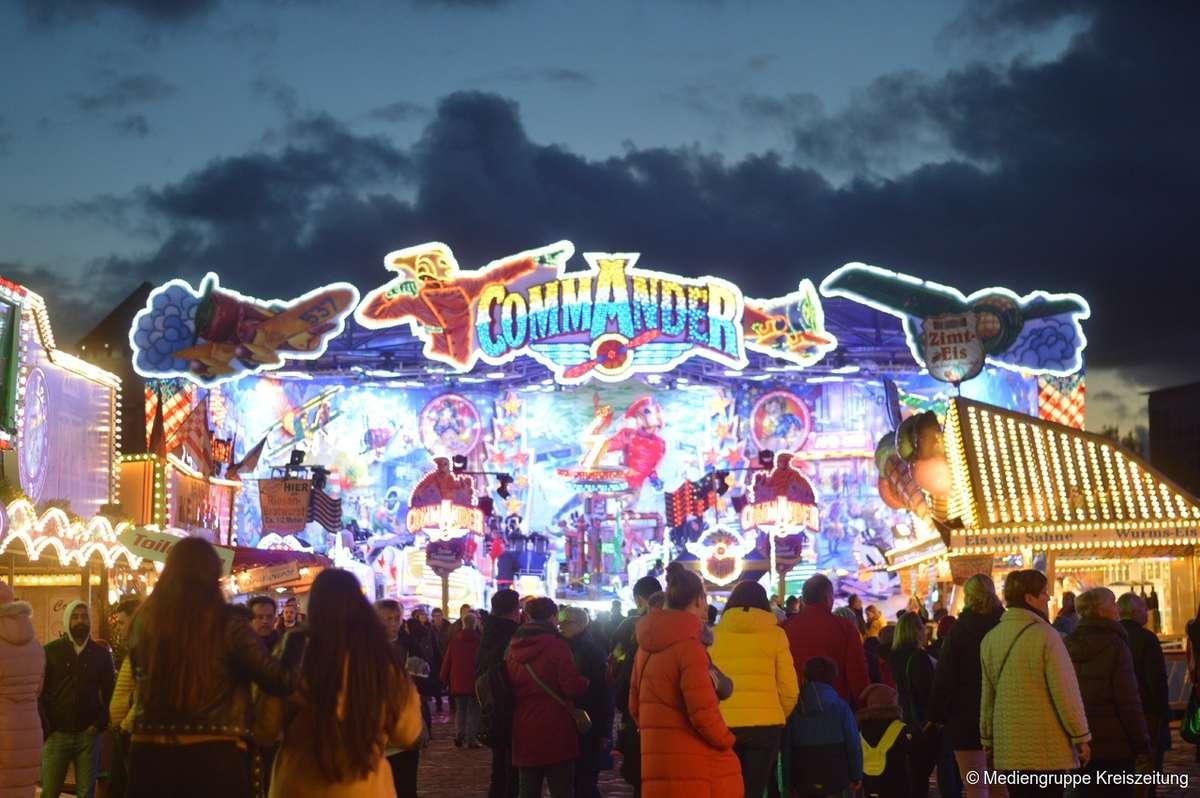 Rund 4,4 Millionen Besucher kamen auf den Bremer Freimarkt. Jetzt zieht die Polizei Bilanz.