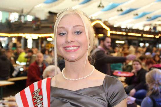 """Anne Imhoff ist die neue """"Miss Freimarkt"""""""
