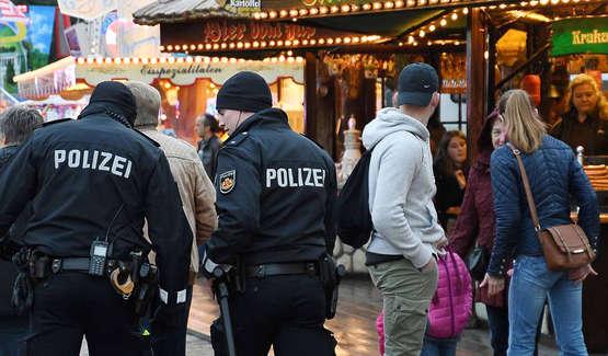 Freimarkt: Polizei zieht Zwischenbilanz