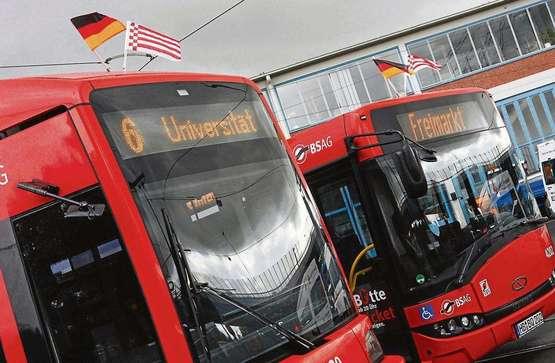 Für maximale Mobilität und Sicherheit: Mit Bus und Bahn zum Freimarkt