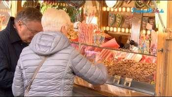 Leckeres Essen auf dem Bremer Freimarkt
