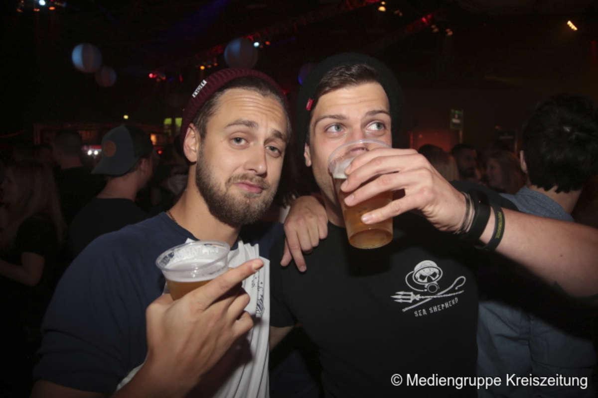 Drittes Party-Wochenende auf dem Freimarkt - B1 und Halle 7