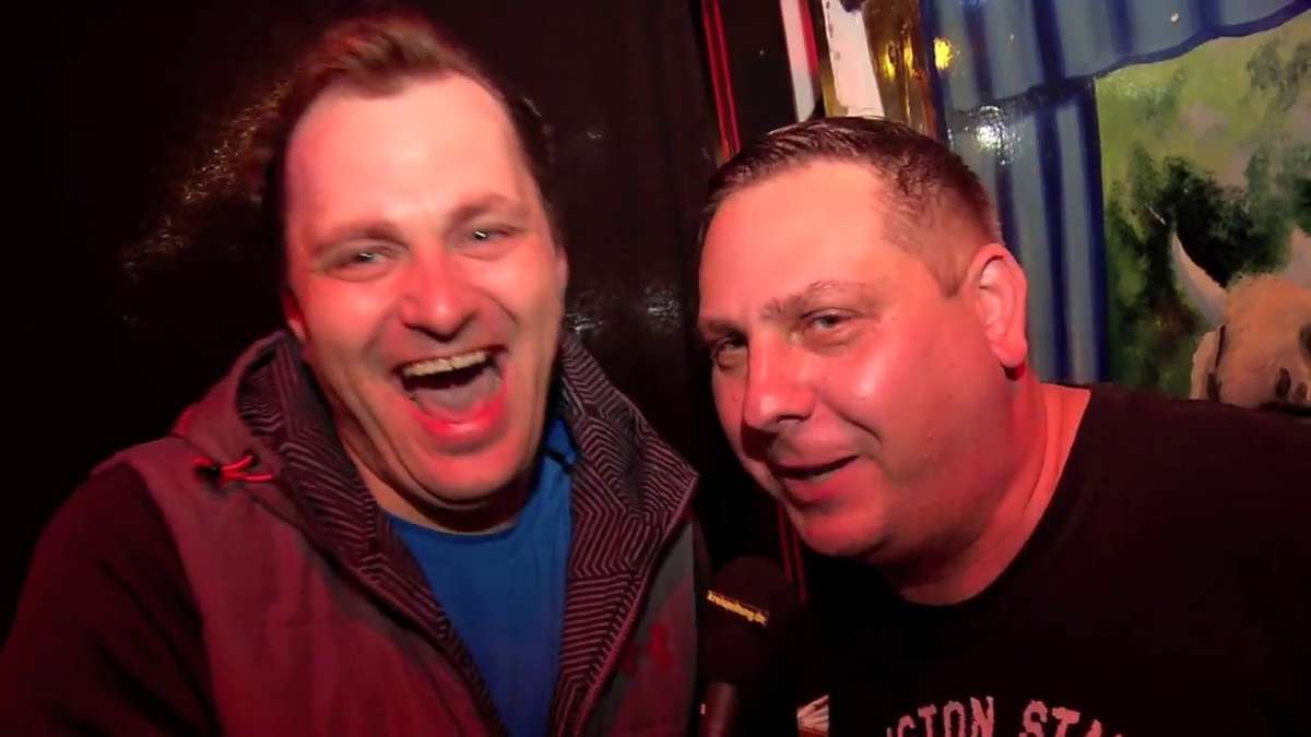 Im Bayern-Zelt mit DJ Toddy