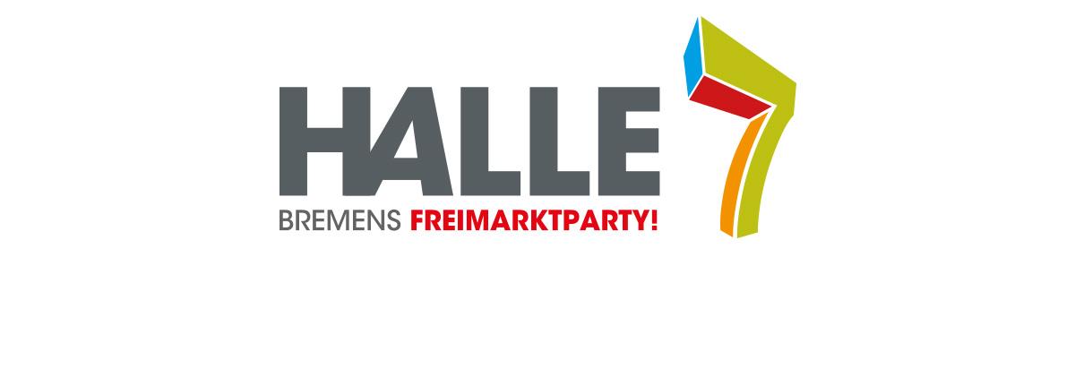 Halle 7 Logo